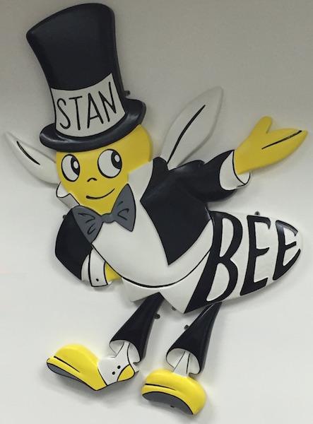 Stanbee Logo 1960