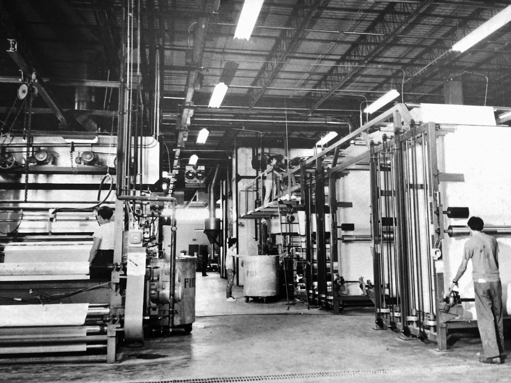 Stanbee factory 1970s 2