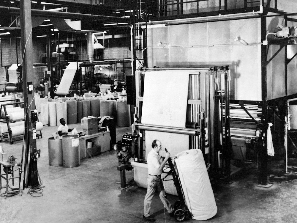 Stanbee factory 1970s 3